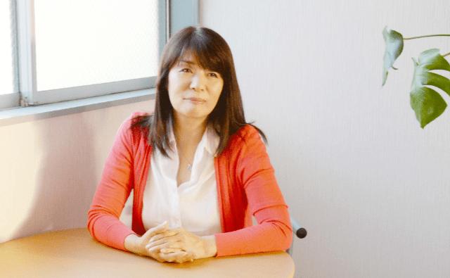 THS代表取締役 鈴木 宏子