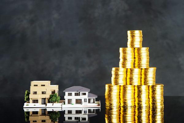 住宅ローンと月額料金