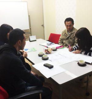 新築アンテナ工事ご来社相談:2016-11-05