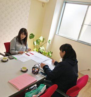 新築アンテナ工事ご来社相談:2017-03-25